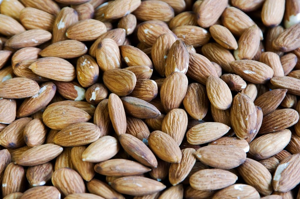 Almonds for fitness