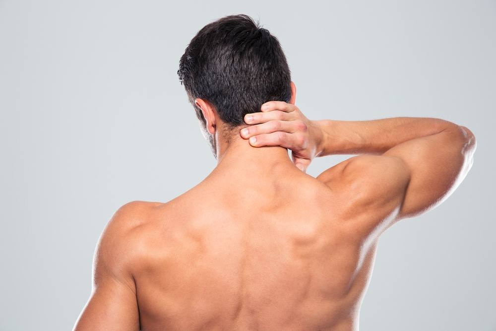 Deadlift: How to keep your back straight