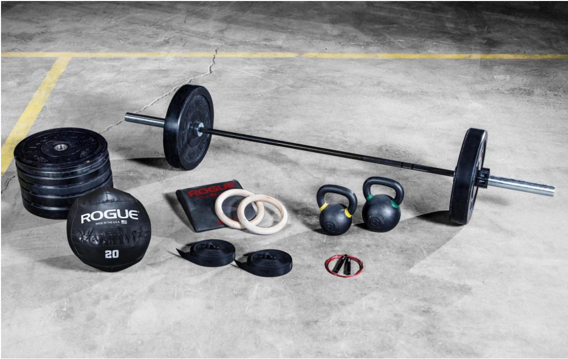 Bravo Crossfit package