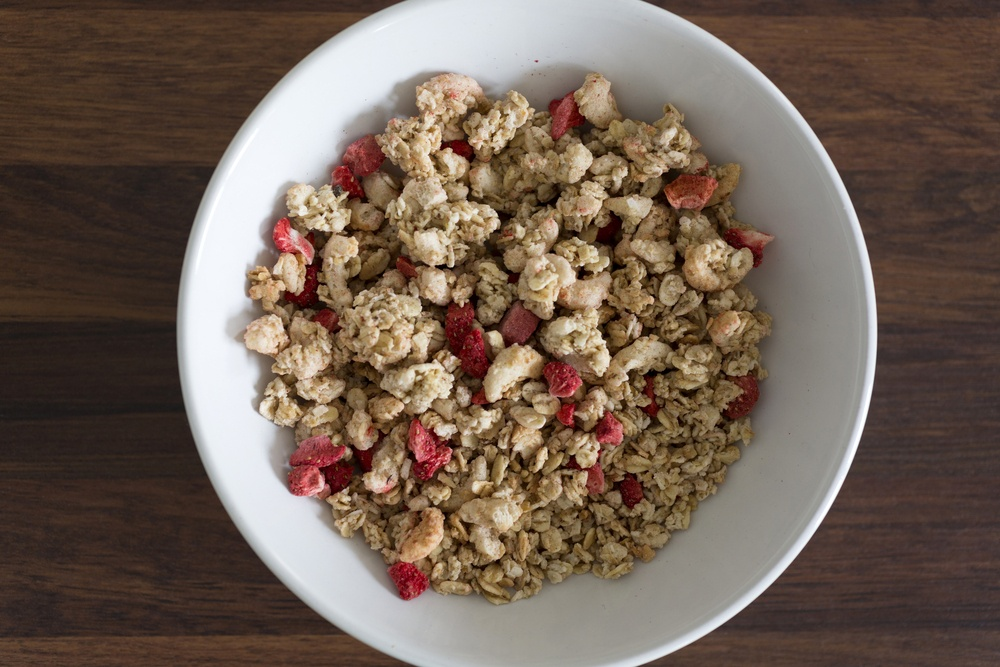 Oatmeal for fitness
