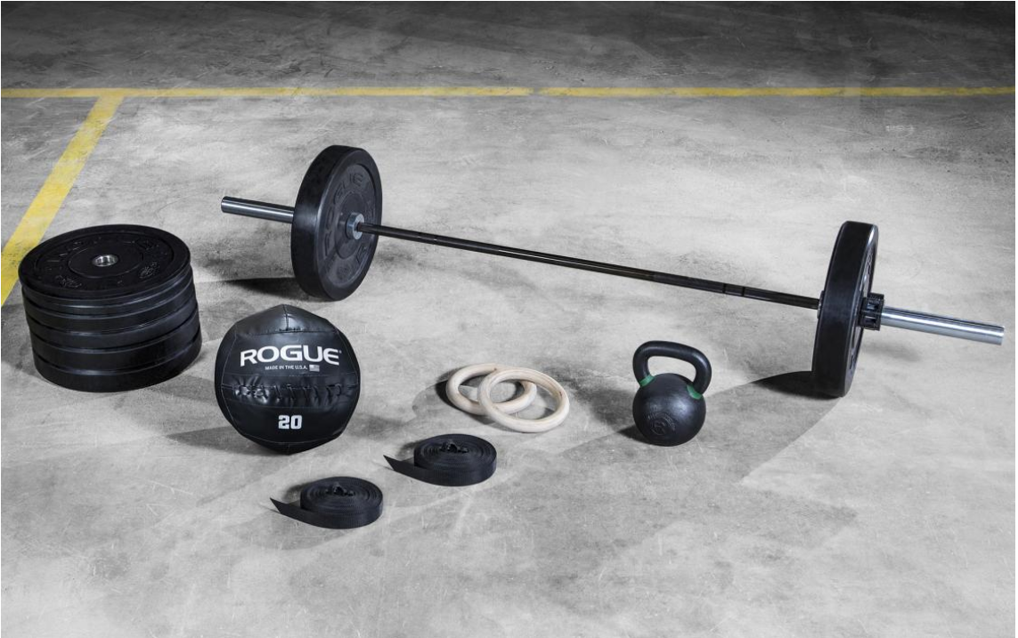 Charlie Crossfit package