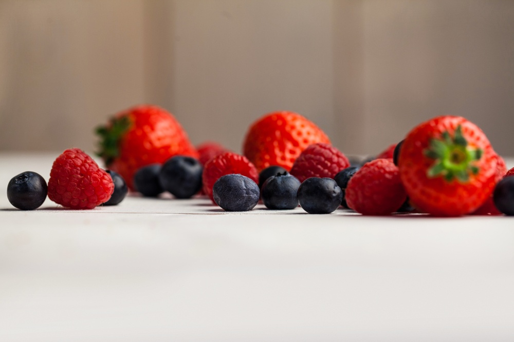 Berries to boost your fitness