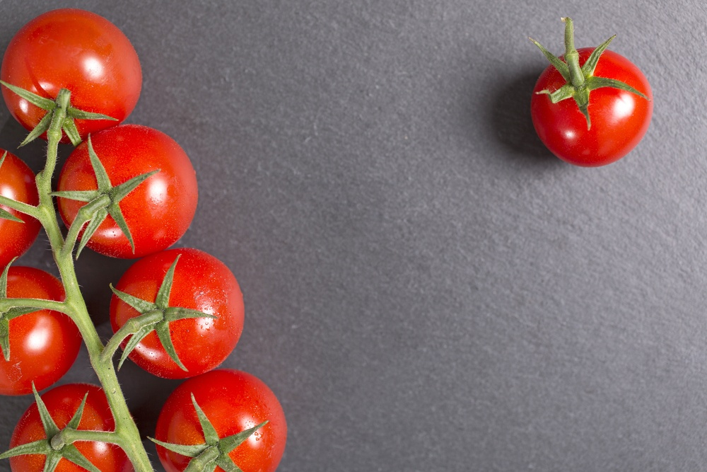 Tomatoes for fitness