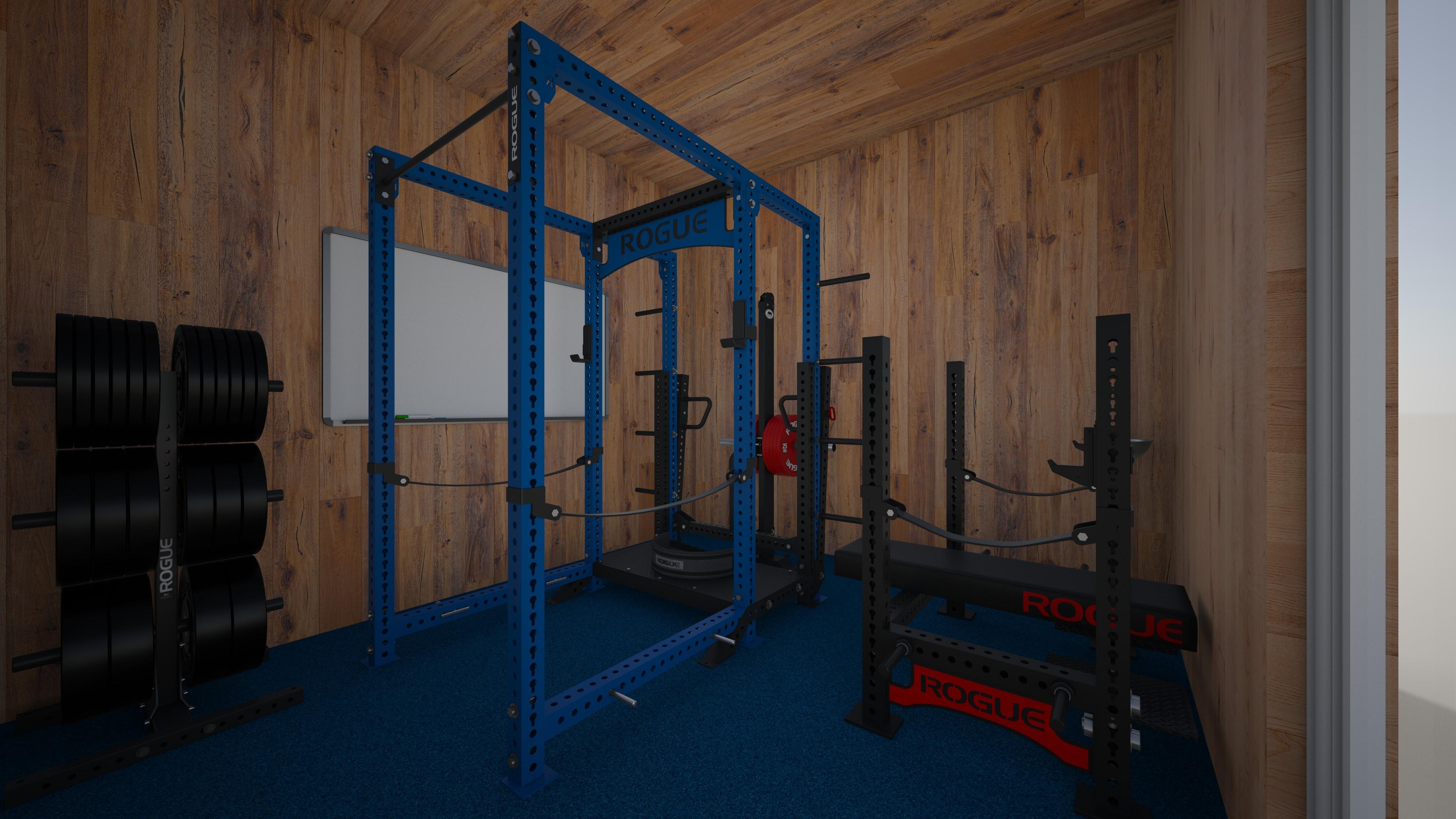 Rhino Bench Gym