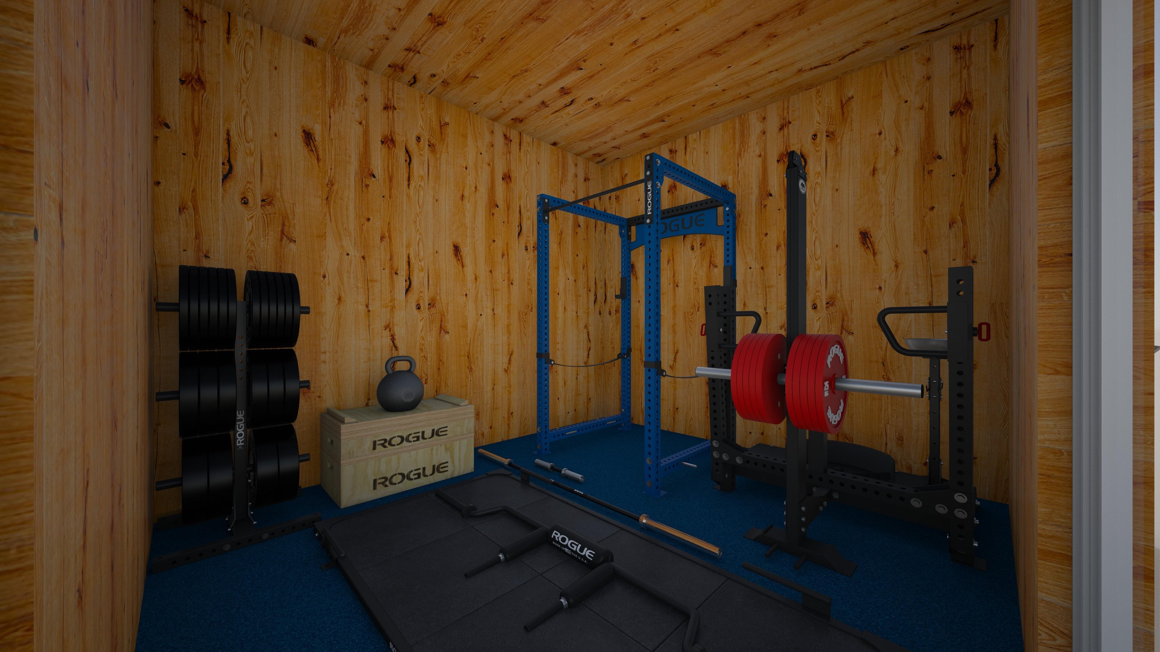 Rhino Rack gym
