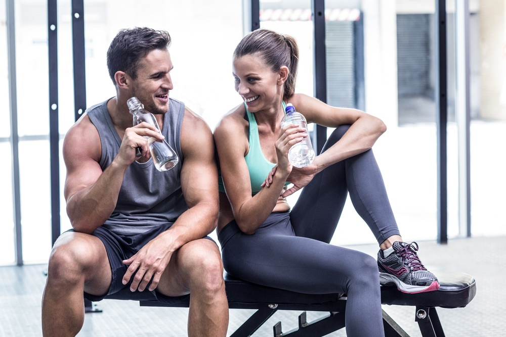 Make water your best friend for fitness