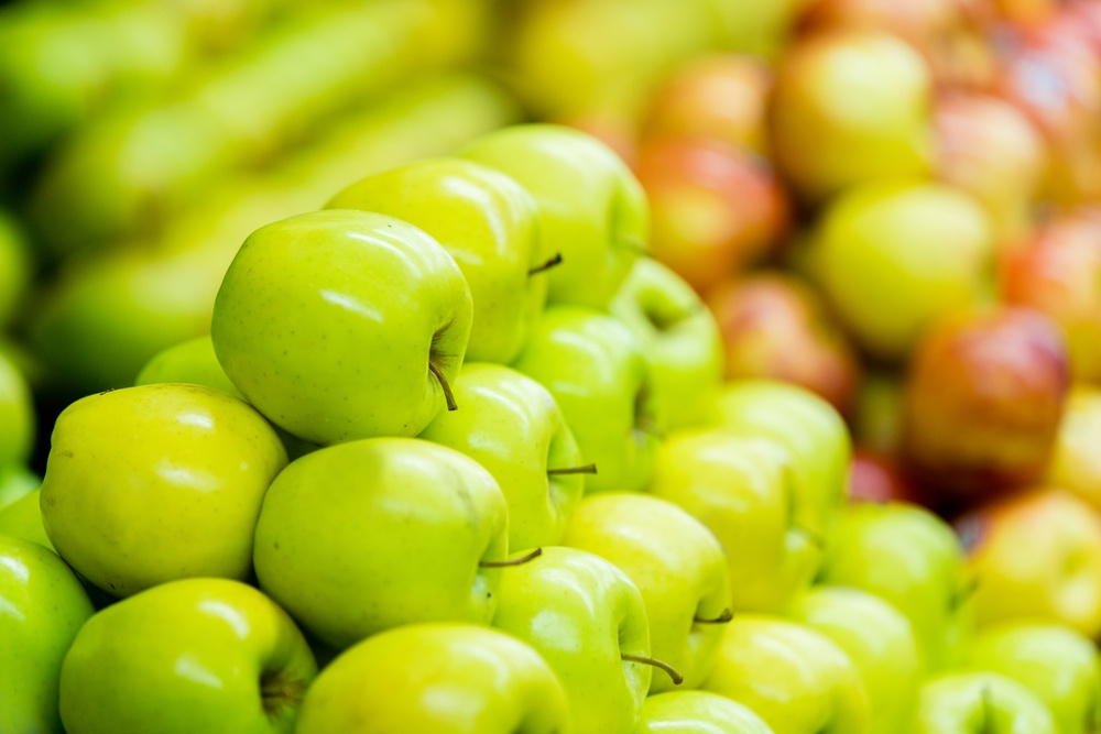 Apples for fitness