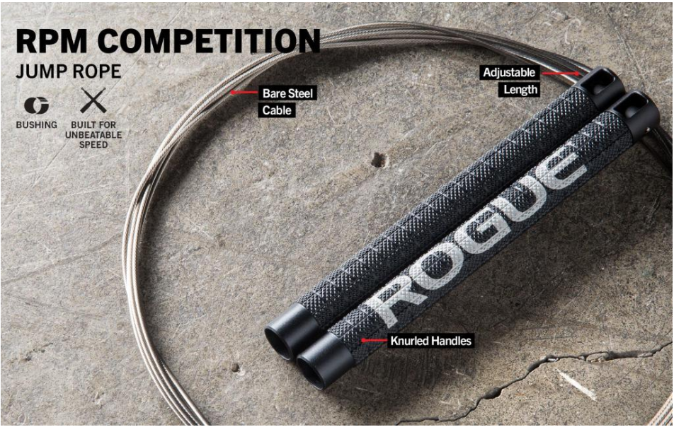Review RPM Comp rope
