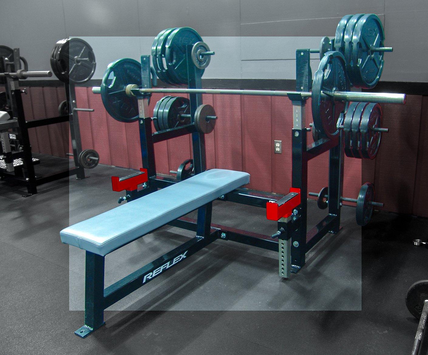 Reflex flat bench