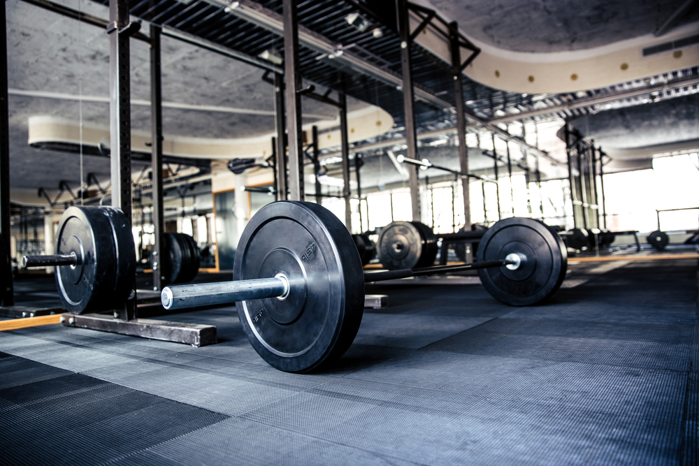 Why barbell front squat?