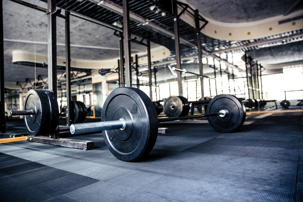 Can't lift barbell