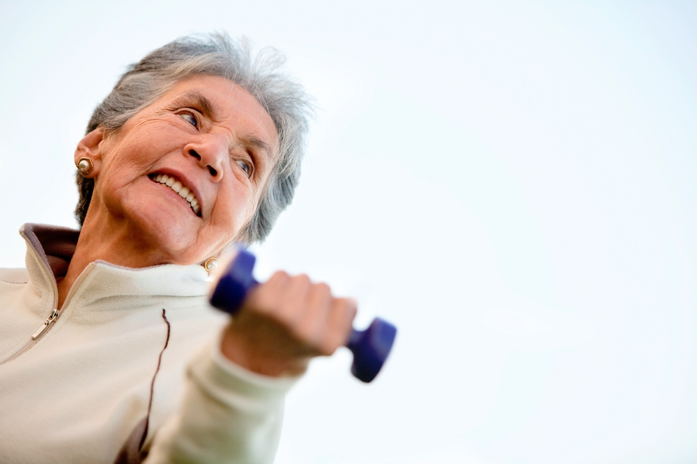 Fitness for the elderly