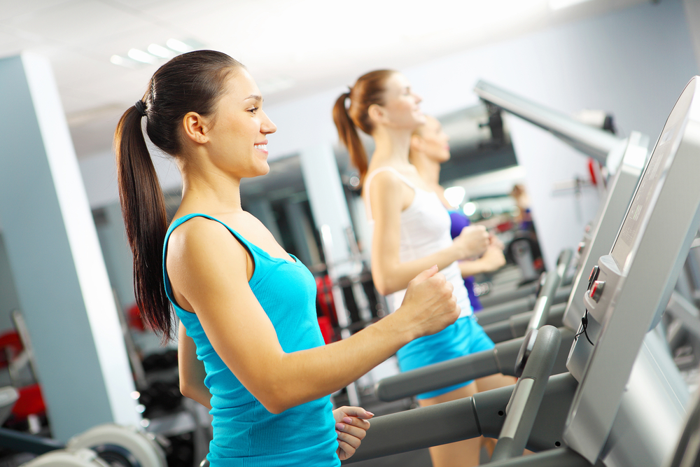 How a treadmill works