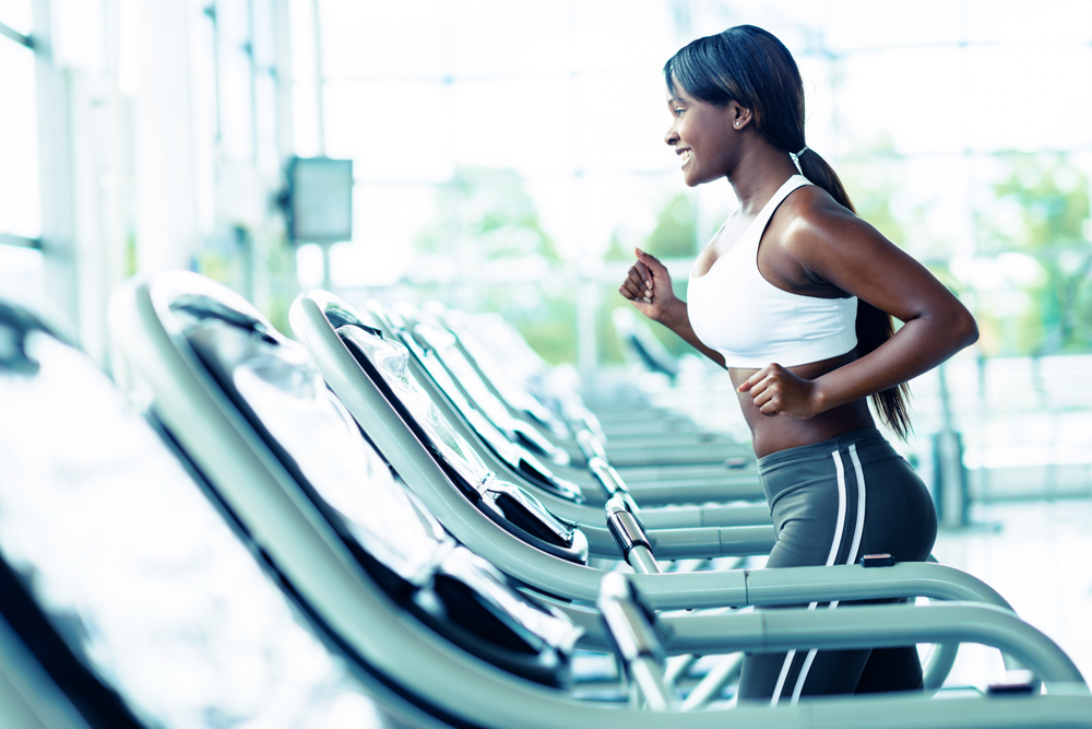 How a treadmill works to lose weight