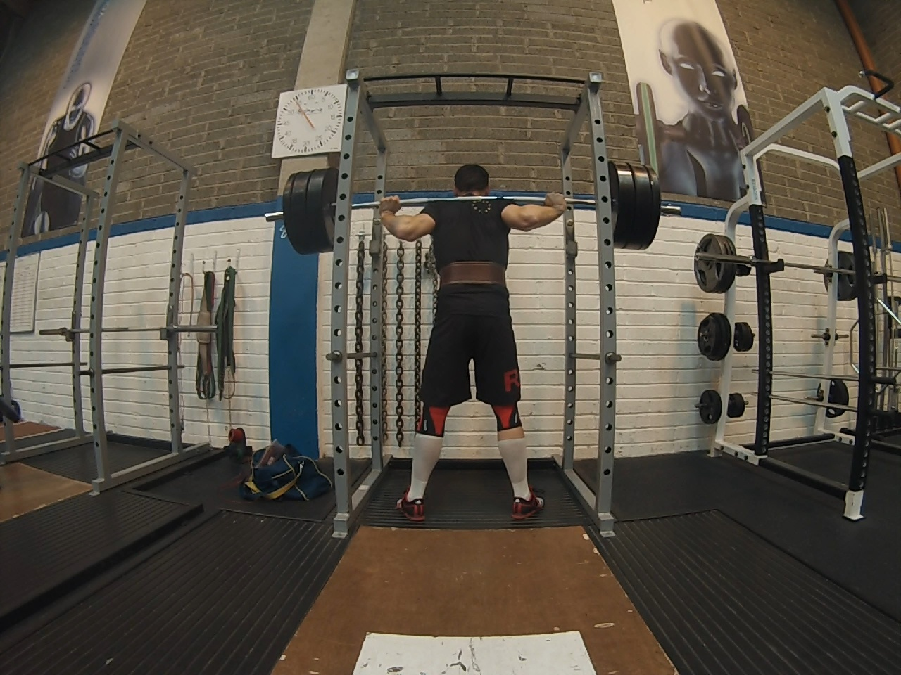 Stronglifts can't squat
