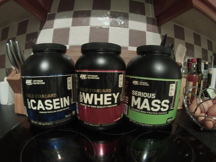 Optimum Nutrition Range
