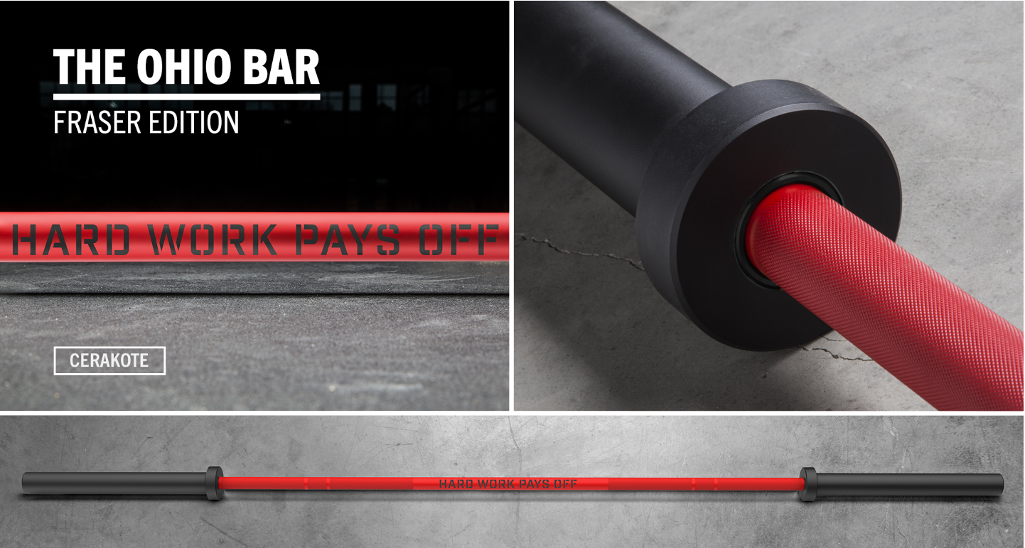 Barbell with resistance bands