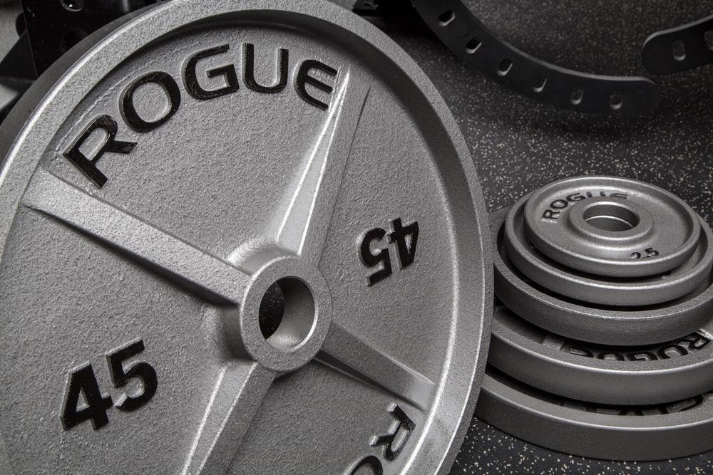 rogue machined plates