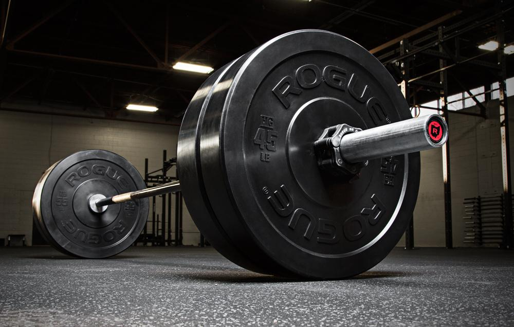 Which barbell for home gym