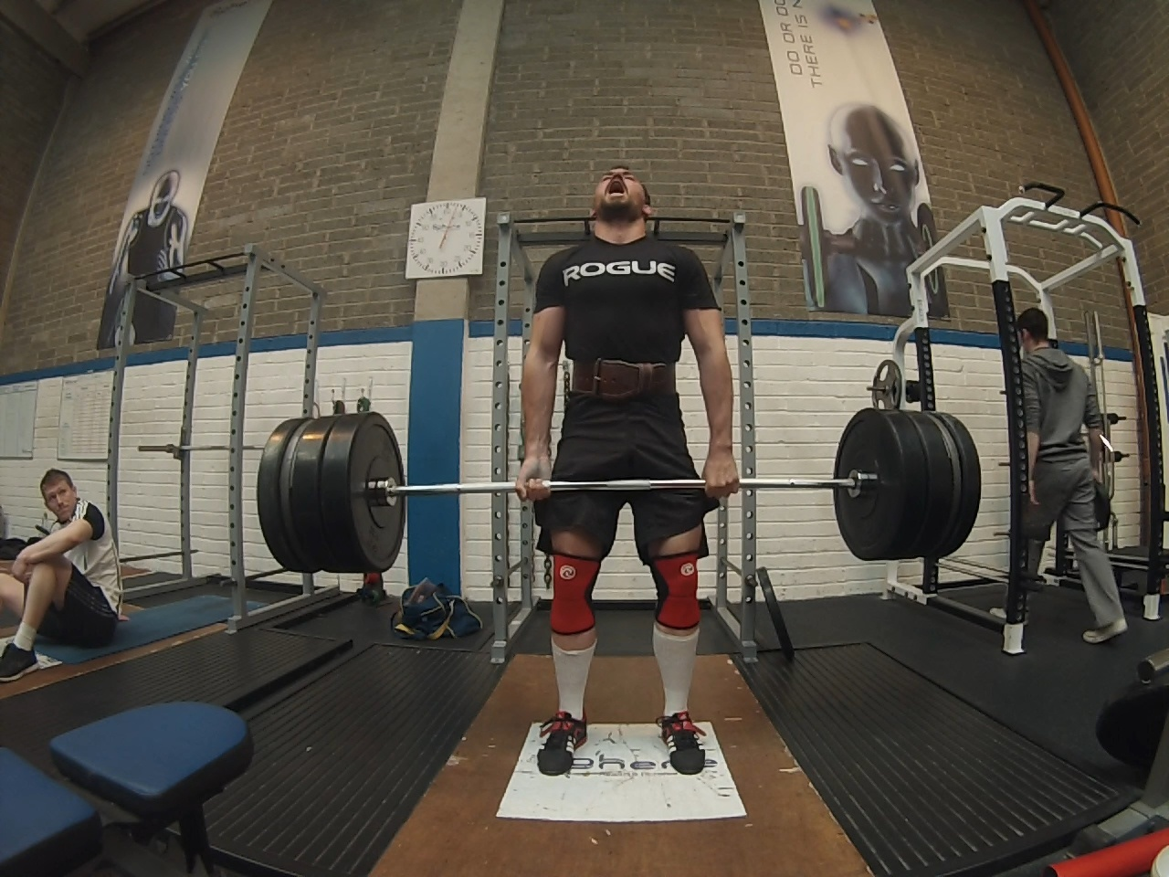 How to barbell deadlift