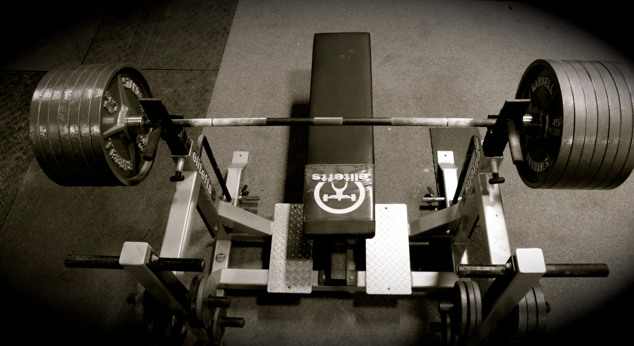 Why barbell bench press