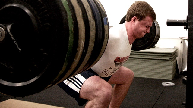 Are barbell squats bad for you