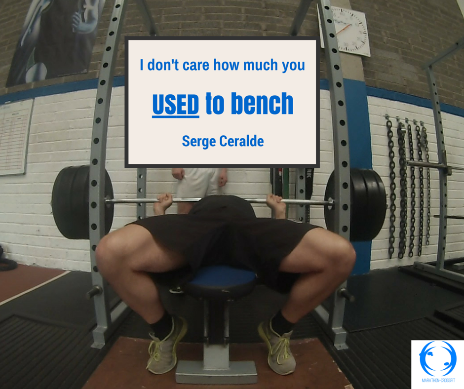 Bench 1rm: Run Faster, Lift Stronger, Think Deeper